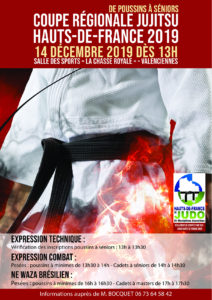 Open de Ju-Jitsu Valenciennes